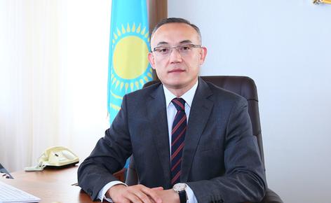Председатель правления АО «НАК «Казатомпром» Галымжан Пирматов